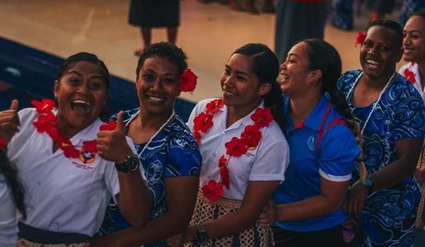 LWOR Oceania Rugby Women's XVs Dream Team