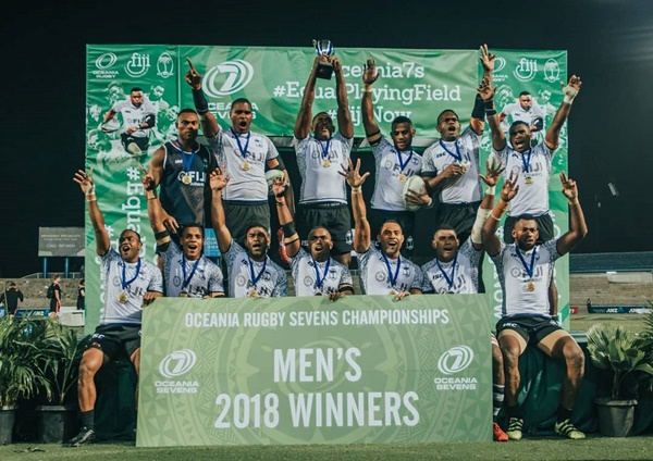 Olympic Sevens Champions Fiji and Australia reign supreme at Oceania Sevens
