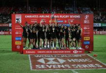 Black Ferns Sevens bag second title of the 2018/19 season