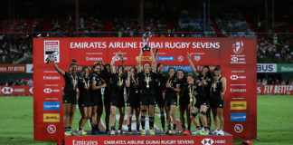 Black Ferns Sevens bag second title of the 2018/19 season