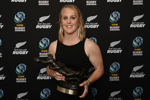 Women's Rugby 'rule the World' at ASB Rugby Awards