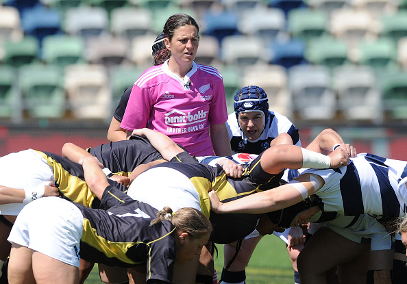 New Zealand referee Rebecca Mahoney appointed to Women's Six Nations panel