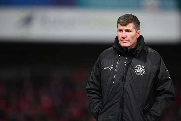 Rob Baxter 'not carried away' following strong Exeter win over Gloucester