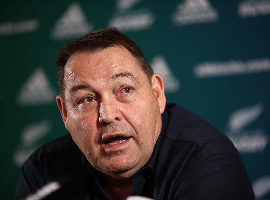 Steve Hansen to leave All Blacks coaches role after Rugby World Cup