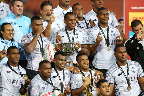 Fiji 7s win at home away from home; New Zealand Sevens