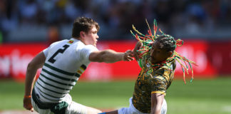 Justin Geduld aiming to add his voice to Blitzboks 7s success