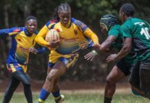 Kenya Woman's Rugby