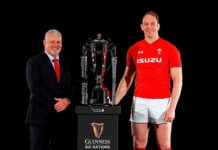 Wales Six Nations Rugby