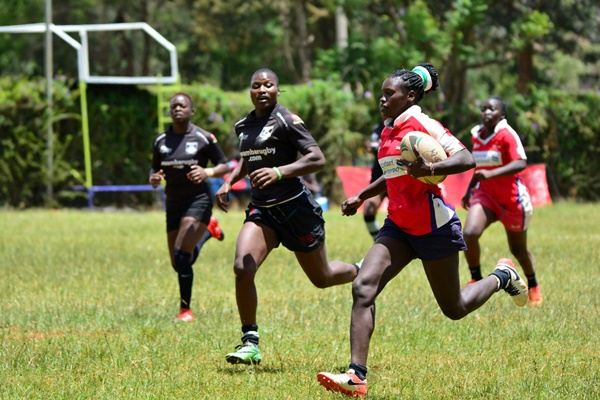 Impala Ladies prove themselves 'Mightier' in KRU Women's Festival