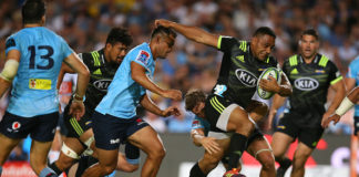 Super Rugby Snapshot: Round Two