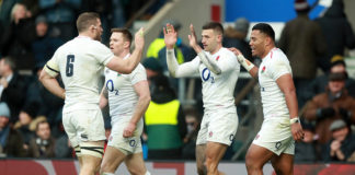 Impressive England Rugby team get ready for Wales by brushing France aside