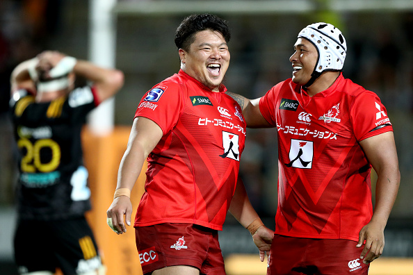 Super Rugby Snapshot - All Smiles for Sunwolves and Rebels