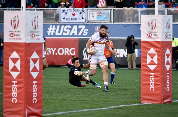 'Full house' in Vegas for HSBC USA Sevens