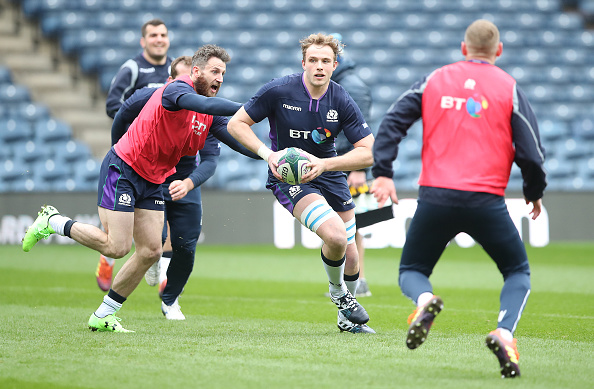 Is Scotland a 'Dragon Slayer' or, slave to Six Nations leader [Wales]