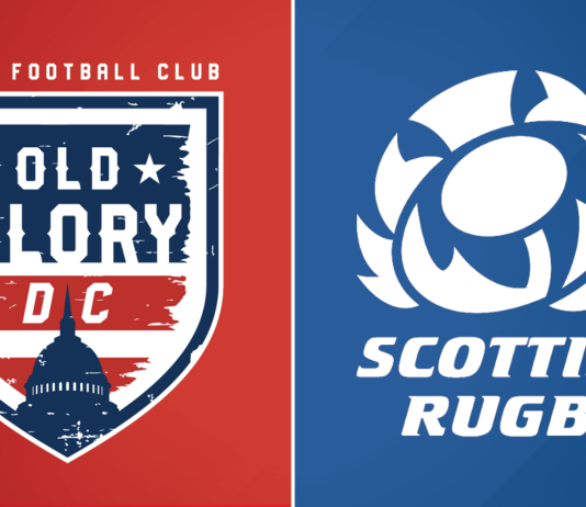 Scottish Rugby Union affiliation with Old Glory DC in MLR