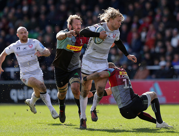 """""""Gloucester triumphant in physically dominant display at The Stoop"""" is locked Gloucester triumphant in physically dominant display at The Stoop"""