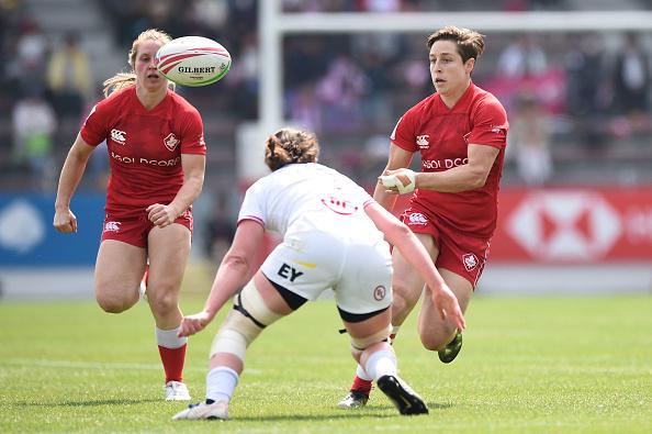 Canada women triumphat the 2019 HSBC Kitakyushu Sevens