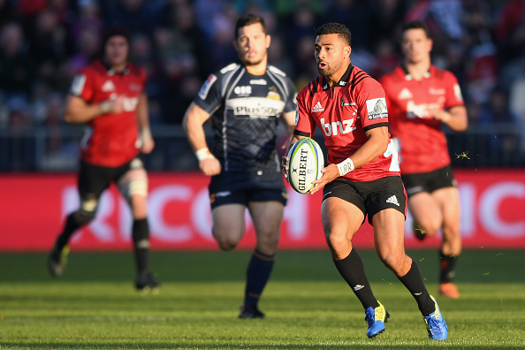 Richie Mo'unga; the new 'Big Stepper' on the Rugby Scene