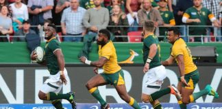 Rugby Championship 2019 match schedule