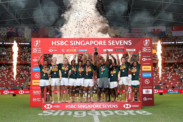 Blitzboks comeback victory at Singapore Sevens