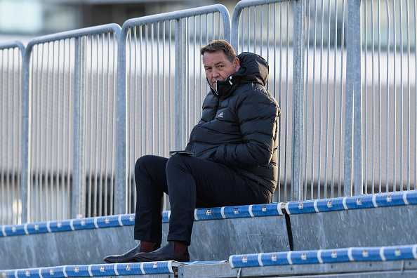Steve Hansen sitting back and 'taking it all in'