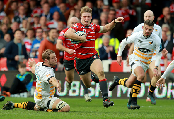 Gloucester Rugby injury update