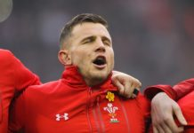 Wales Rugby Squad Depth