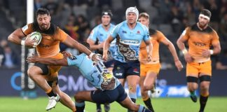 Jaguares flying high at top of South African Conference