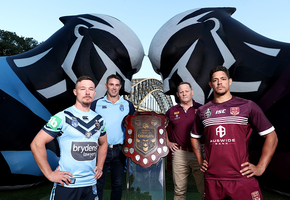 Ready, Set, Go; State of Origin 2019