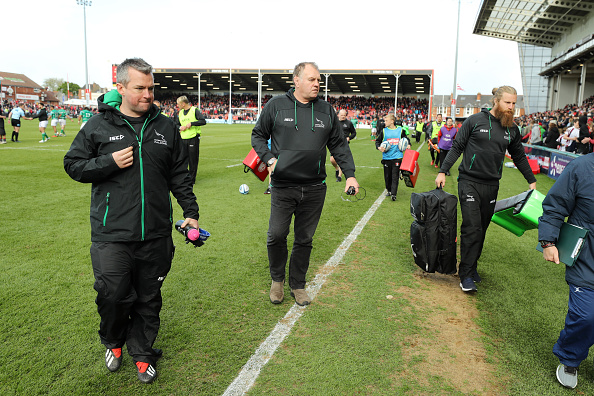 Dean Richards rues lack of accuracy as Newcastle Falcons get relegated following Gloucester loss