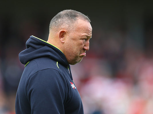 Steve Diamond left disappointed following Sale's failure to gain top six spot