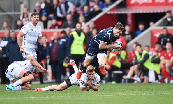 Sale Sharks beat Gloucester at AJ Bell in race for top six