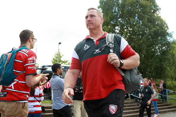 'Play to Inspire' - Johan Ackermann is building more than a team