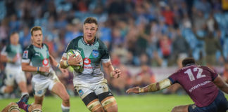 Hanro Liebenberg signs for Leicester Tigers