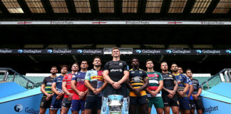 2018/19 Gallagher Premiership team of the season