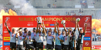 City of Love gives way to Fiji Sevens magic