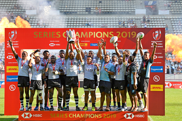 City of Love gives way to Fiji Sevens magic