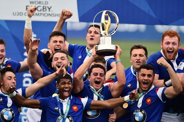 Take a Bow; France U20 Champions
