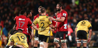 Whitelock's 'big hand' sees Crusaders secure home Super Rugby Final