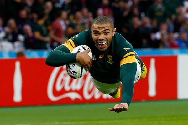 Springbok Rugby Legend Bryan Habana
