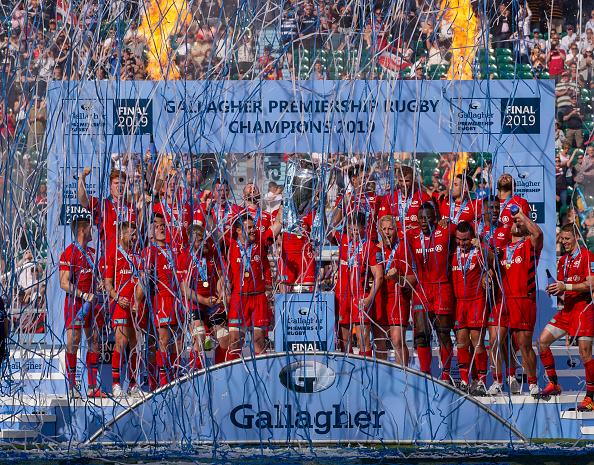 Gallagher Premiership club's seasons graded