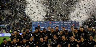 All Blacks Rugby Championship squad