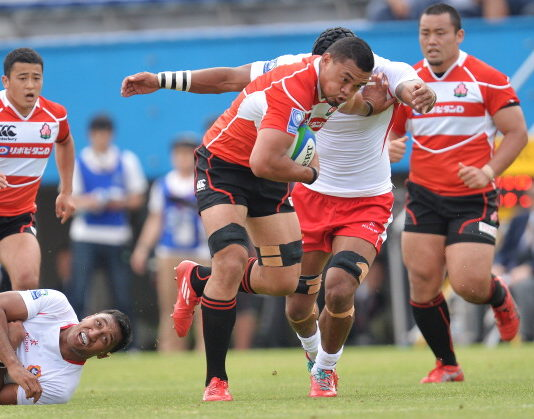 2019 Pacific Nations Cup squads and fixtures