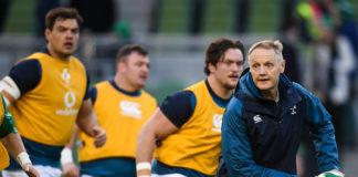 Ireland RWC squad focused at Form Reversal in 2019