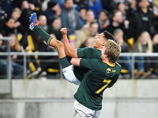 Rugby Championship 2019