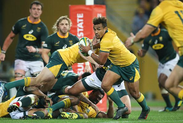 Australian Wallabies team selected for South Africa TRC fixture