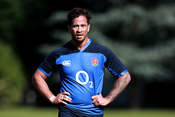 Danny Cipriani and Joe Marler in England training squad ahead of Japan World Cup
