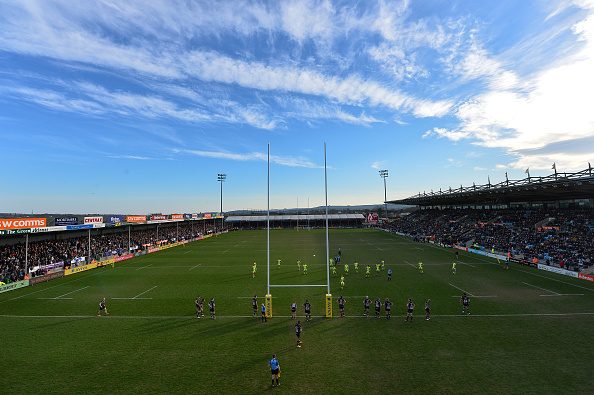 Exeter Chiefs Sandy Park