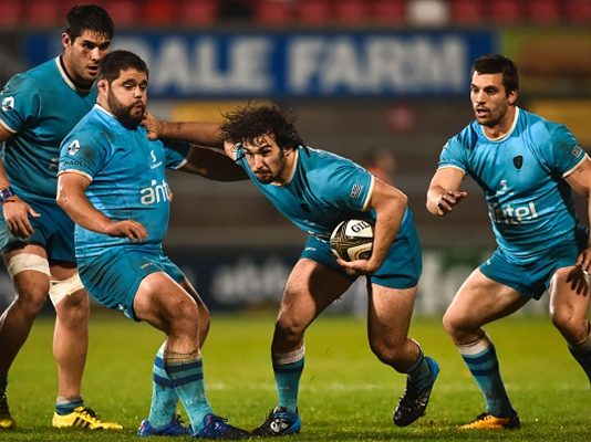 Uruguay Rugby World Cup