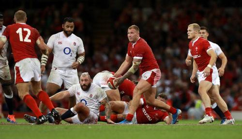 Wales loose forwards